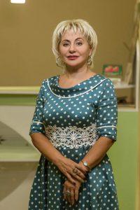 Гузенко Любовь Викторовна