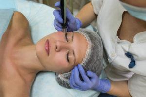 ульразвуковая чистка лица